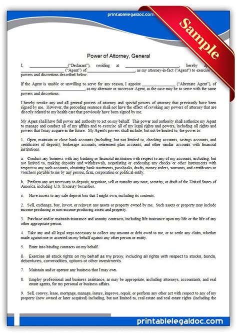 legal forms for lawyers best 25 power of attorney form ideas on pinterest power