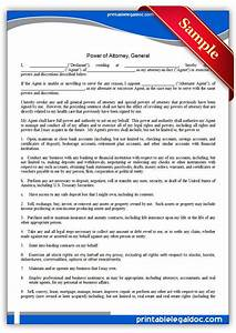 free printable power of attorney general legal forms With free legal documents to print