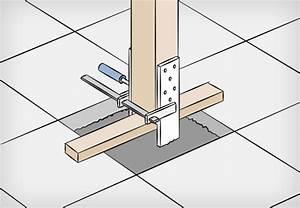 Holz Im Boden Befestigen : dachkonstruktion aus holz bauen obi ratgeber ~ Lizthompson.info Haus und Dekorationen