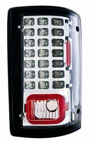 led tail lights ford econoline ebay