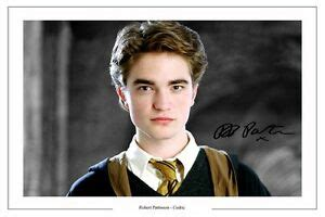 Robert Pattinson Cedric Diggory Harry Potter