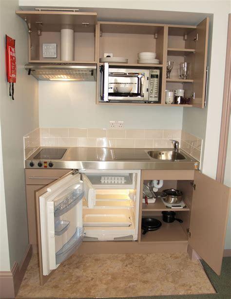project bespoke kitchenette  hotel room  offer