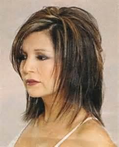 Shag Hairstyles Medium Length Hair