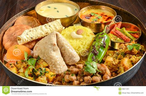 different indian cuisines rajasthani thali royalty free stock photo cartoondealer