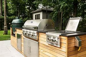 Backyard, Bbq, Designs, Patio, Traditional, With, Fireplace, Manufacturers, And, Showrooms, Siding