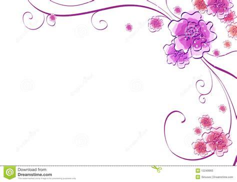 sakura  vines stock  image