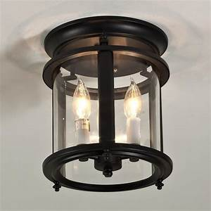 Marvelous lantern ceiling lights small hallway