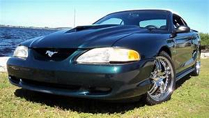 1996 Ford Mustang GT Convertible | J99 | Kissimmee 2015