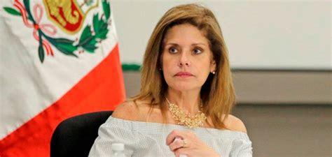 Mercedes Araoz Queremos Entrar A Venezuela Con Ayuda