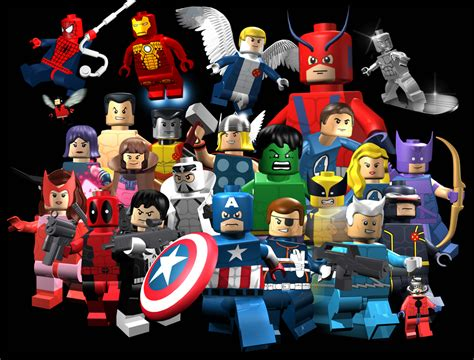 Infamous Second Son Logo Lego Marvel Super Heroes No Final Deste Ano Obrigado Pelos Peixes
