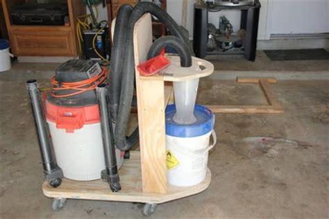 dust deputy shopvac cart  bobanderton  lumberjocks