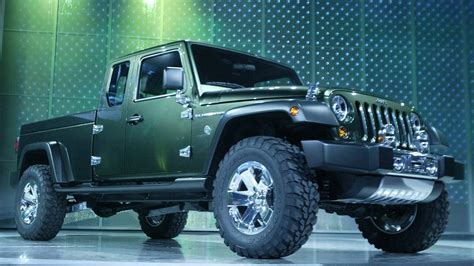 Jeep Truck by Jeep Will Be Delayed Until Late 2019 The Drive