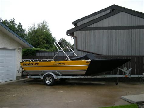 Jet Boat For Sale Peace River by Outlaw Eagle Manufacturing View Topic Thunder Jet For