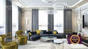 Modern, Interior, Design, Usa