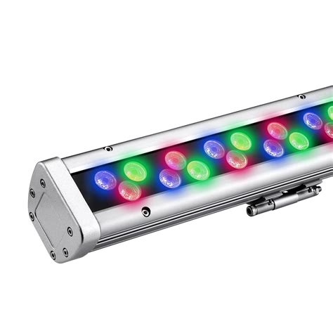 96w color changing led wall washer ip65 waterproof outdoor