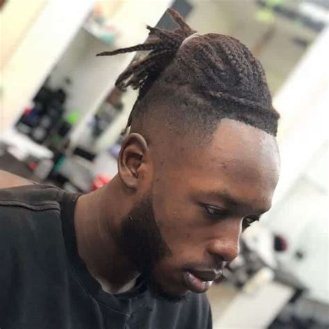 Short Hairstyles Dreads