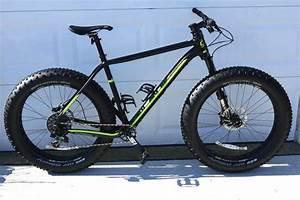 Cannondale Fat Caad 1 Lefty Olaf Fat Mountain Bike Xlarge