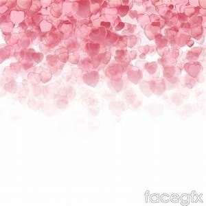 Pink light love background vector – Over millions vectors ...