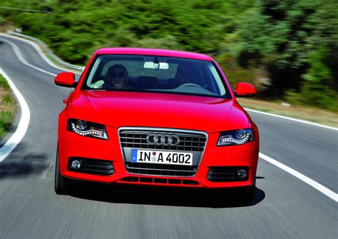 What Is The Top Speed Of Audi A4?