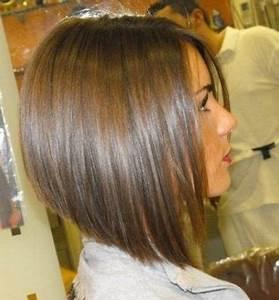 Coupe Carré Plongeant Femme : coiffure femme carre plongeant u en 2019 coiffure femme carr carr plongeant mi long et ~ Melissatoandfro.com Idées de Décoration