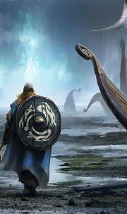 Vikings iPhone Wallpaper (82+ images)