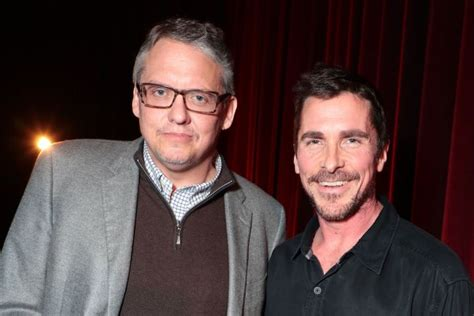 Vice Director Adam Mckay Credits Star Christian Bale For