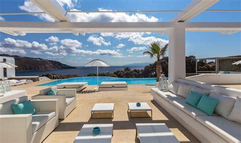 Villa Palmera Ornos Beach Mykonos Casol