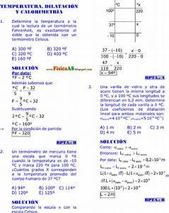 Pie Chart Calculus Temperatura Dilatación Y Calorimetría Ejercicios