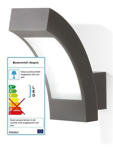 applique led esterno lada applique da parete a led da esterno interno 6000k