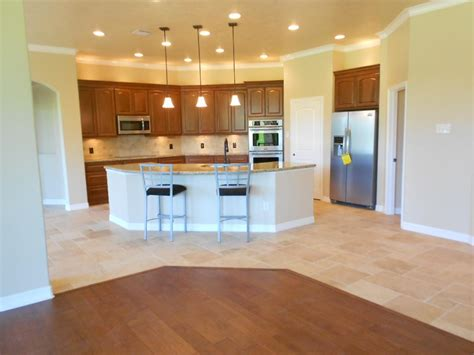 kitchen ideas with hardwood floors the magnificent effect of kitchen floor tiles ideas safe 9387