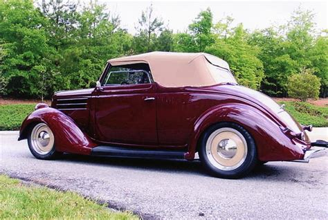 1936 Ford Cabriolet Custom Convertible