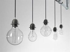 Pendant Light Installation Amazing Way Bulb Hanging Lamps