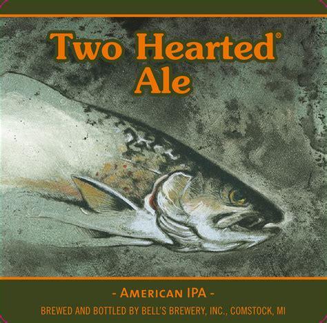 hearted ale bell beer bells ipa brewery trout pale behind story logos india untappd bellsbeer