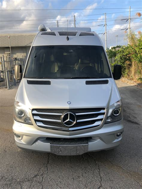 mercedes sprinter  roadtrek conversion adventurous rs south floridas luxury vehicles