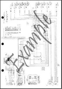 1970 Ford F600 Wiring Diagram by 1970 Ford L Truck Wiring Diagram L800 L900 L8000 L9000