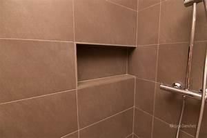 Niche De Douche : douche ouverte c ramiques hugo sanchez inc ~ Premium-room.com Idées de Décoration