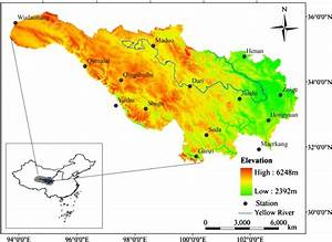 Spatiotemporal analysis of temperature trends under ...