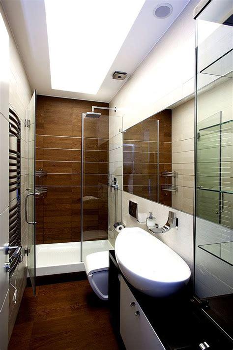 Kleine Badezimmer Modern by Kleine Badezimmer K 246 Nnen Ebenfalls Modern Und Gut Aussehen