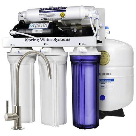 under sink reverse osmosis ispring 5 stage under sink reverse osmosis water filter
