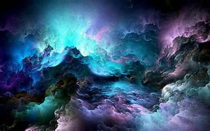 Space Nebula Psychedelic Artwork Desktop Backgrounds Wallpapers