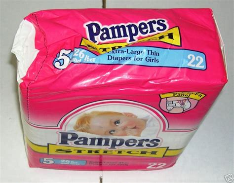 Pampers 1995 04 Pampers Diapers Flickr