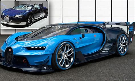 Bugatti Reveals New Chiron That Could Take The Title For