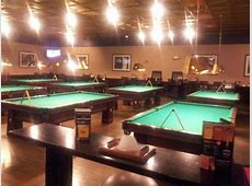 Plenty of pool tables Picture of Dave and Buster's