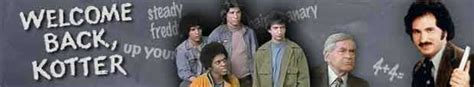 Kotter Show by Welcome Back Kotter Classic Tv Database