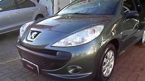 Peugeot 207 Passion Xr Sport 1 4 8v  Flex  2010