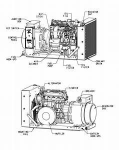 12 Kw Diesel Generator Details