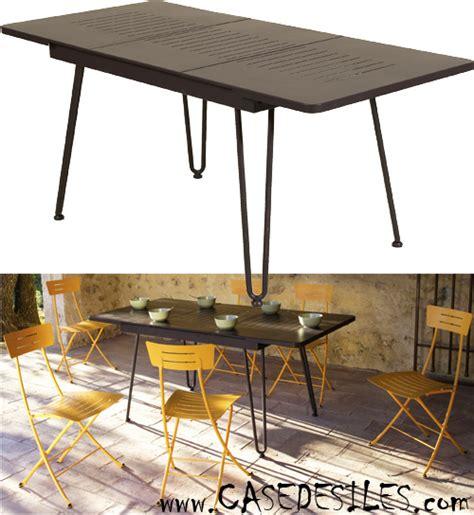 unique photograph of table extensible jardin cuisine chambre jardin