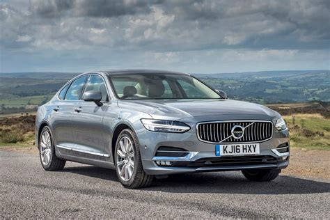 Volvo S90 Photo by Volvo S90 Saloon 2016 Photos Parkers