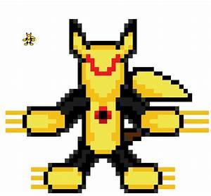 Image Gallery mecha pikachu