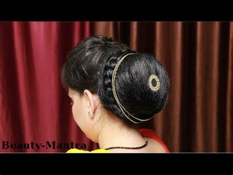 hairstyle     simple indian jurabun youtube